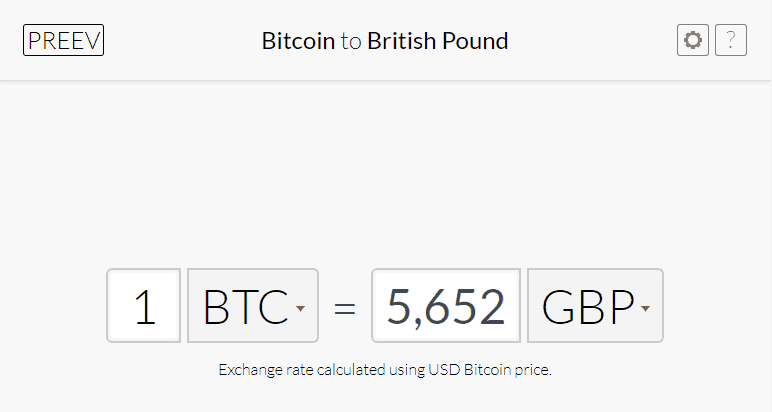 Cheapest way to buy bitcoin ultimate 2018 uk guide quick penguin i use preev to check the bpi ccuart Choice Image