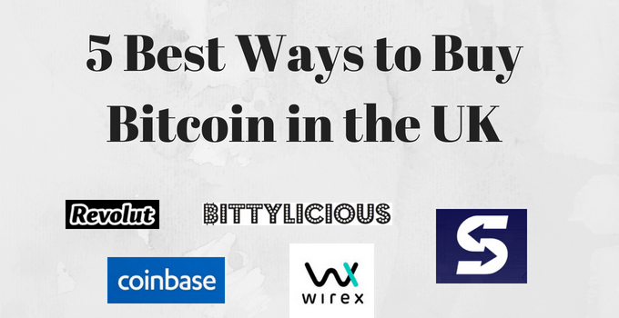 Best brokers to buy cryptocurrency uk