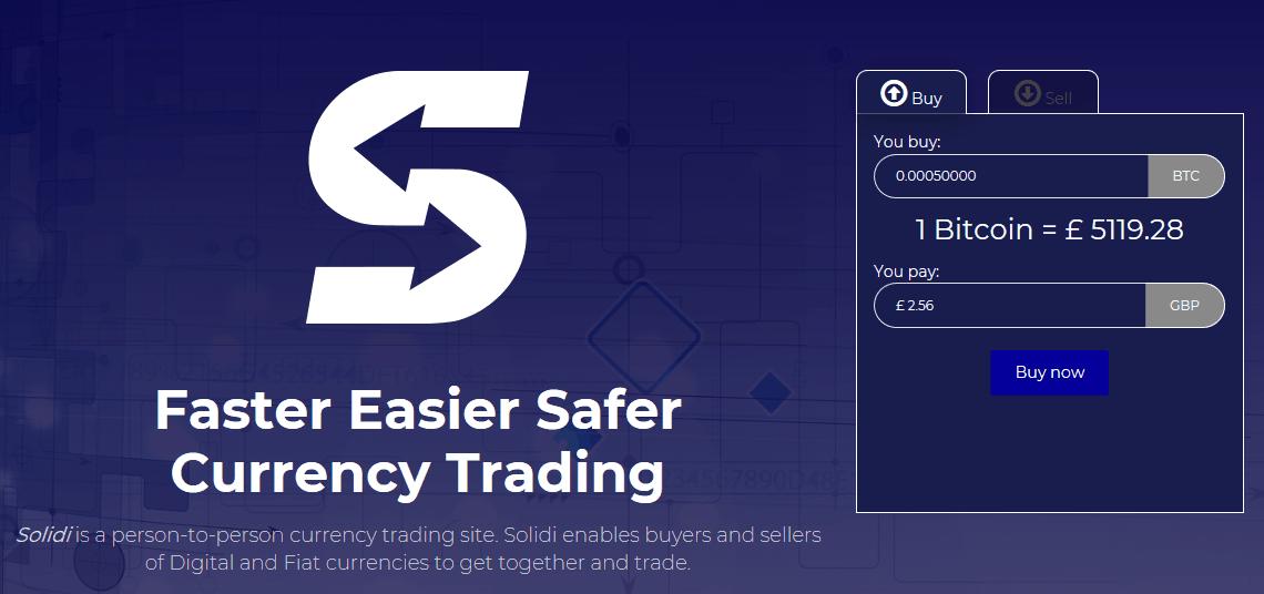 Solidi homepage