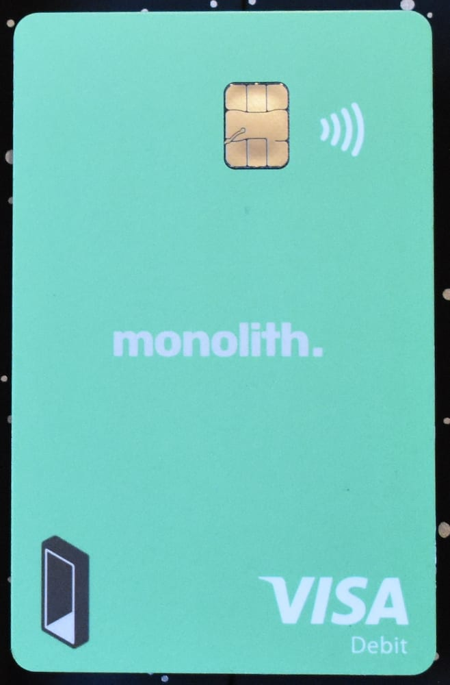 monolith card review 2020 aka tokencard review monolith card review 2020 aka